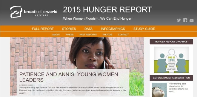 Capture.hunger report